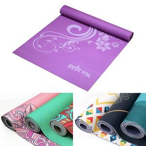 Custom Full Printed Yoga Mat
