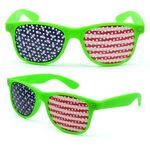 Full Color Pinhole Sunglasses