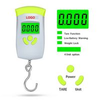 Digital Hanging Postal Luggage Scale with Temperature Sensor