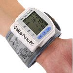 Custom Automatic Arm Cuff Digital Blood Pressure Monitor Or Heart Rate Monitor