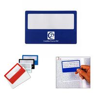 Pocket Credit Card Magnifier