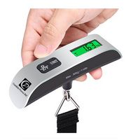 Travel Digital Hanging Luggage Scale