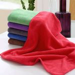 Microfiber Cleaning Towels For Car