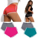 Custom Girls Sport Shorts Pants