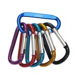 D-Ring Carabiners Clip