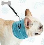 Instant Cooling Pet Bandana Dog Scarf Bulldog Summer Cooling Towel Wrap
