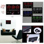 LED electronic digital calendar