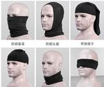 Unisex Headband Bandana Magic Head wrap Elastic Seamless Multi-functional Neck Gaiter head wear