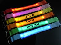 LED Flashing Sport Armband
