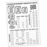 Custom Kitchen Conversion Charts