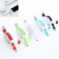 Retractable Charger Cable/Charging Cord