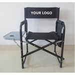 Custom Outdoor Folding Chair with Dining Table Camping Quad Chair