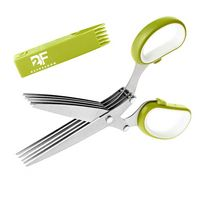 2 in 1 Herb Scissors Set