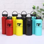 32oz 40oz Vacuum Insulated Double Wall Sports Bottle