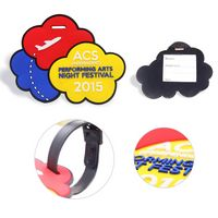 Cloud Shape Luggage Tag