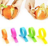 Plastic Orange Peeler