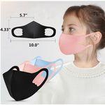 Reusable Stretch Face Masks For Kids