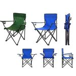 Custom Folding Camping Chair With Carrying Bag