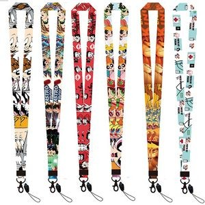 Lanyards - 7 DAYS Delivered Printed Polyester