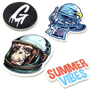 Promotional Removable Die Cut Decal Stickers