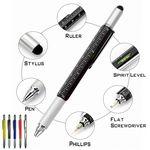 Custom 6 In 1 Metal Tool Pen
