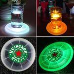 Custom LED Coaster