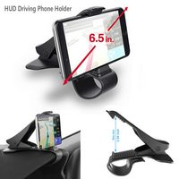 Universal HUD Design Car Phone Holder