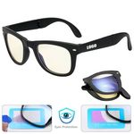 Foldable Blue Light Blocking Eyeglasses