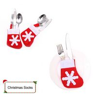Mini Christmas Bottle Cap Spoon Sleeve
