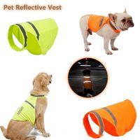 Pet Reflective Cape Dog Vest