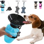 Custom Automatic Water Bottle With Bowl