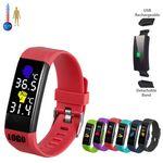 Thermometer Tracker Smart Watch Fitness Bracelet