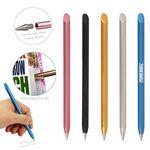 Aluminum Endless Ink Free Pen HB Pencil