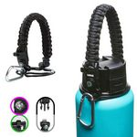 Paracord Bottle Holder With Multi Tools