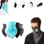 Triangular Top Breathable Face Mask Bandana