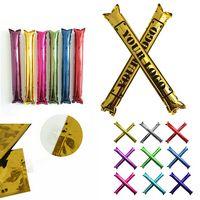 Alumimum Foil Cheer Sticks