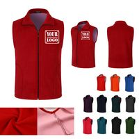Fleece Vest Jackets