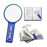 Custom Custom Detective Bookmark Magnifier