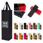 Custom Kraft Paper Wine Bag
