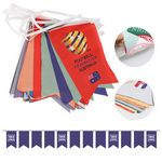Polyester Polygon Bunting Flag