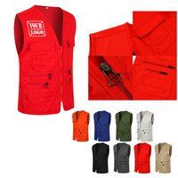 Unisex Work Utility Vest