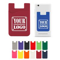 Silicone Cell Phone Wallets
