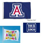 3' x 5' Single-Sided Polyester Flag
