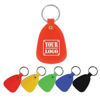 Soft Plastic Key Tag