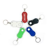 Custom Flashlight Key Chain
