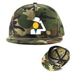 Camouflage Cotton Twill Hat