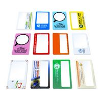 Full Color Printed Bookmark Magnifier