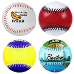 Custom Print Synthetic Baseball