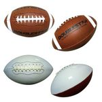Official Size Synthetic Leather Football