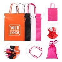 Reusable Non-woven Drawstring Bags